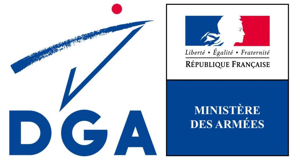 logo dga ministere des armées