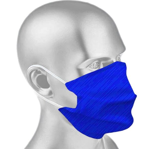 masque enfant uns 1 catégorie 1 bleu