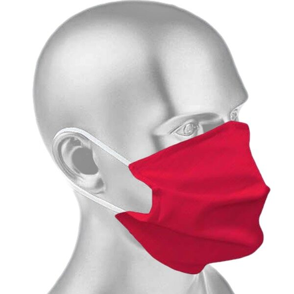Masque enfant uns 1 catégorie 1 rouge